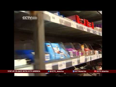 China's chocolate sales surge