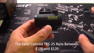 Bushnell TRS-25 Review (HD)