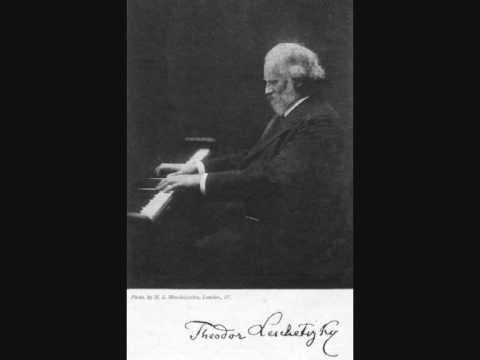 Theodor Leschetizky - Toccata Op.46 No.5 - PETER RITZEN