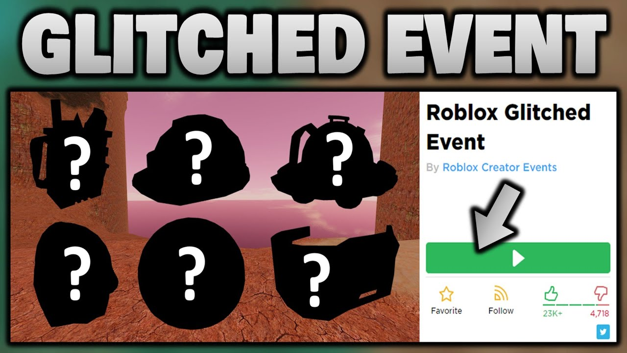 This Roblox Event Is Completely Glitched Do Prizes Still Work