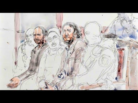 Paris attacks suspect refuses to answer Belgian court