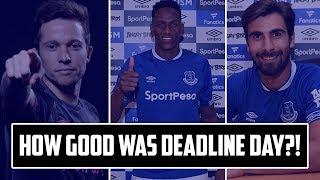 How Good Was Everton's Deadline Day?!?