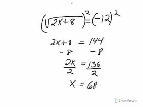 Solving for x worksheet