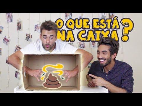 O QUE ESTÁ NA CAIXA!? | Paulo Sousa
