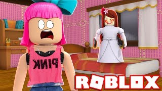 A NEW STRANGE DOLL appeared on ROBLOX! (Ally's Doll)