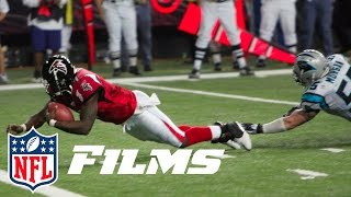 Mike Vick & Falcons Hold off Panthers Upset in Week 15, 2004 | NFL Films