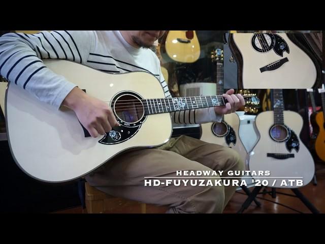 Headway Guitars / Fuyuzakura '20 ATB