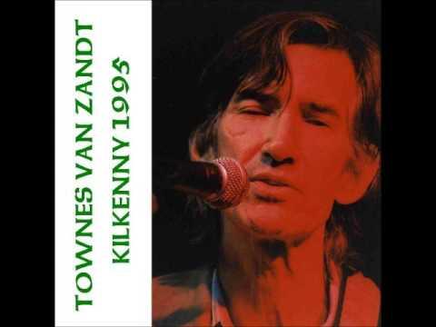 Townes Van Zandt Unknown venue, County Kilkenny, Ireland December 1995