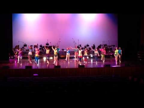 """Footloose"": Maranatha High School Dance Company; Spring Pe"
