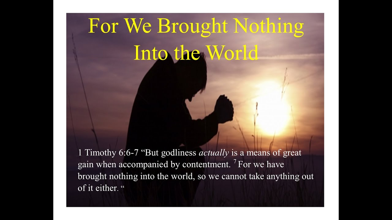 Hindrance  to Godliness
