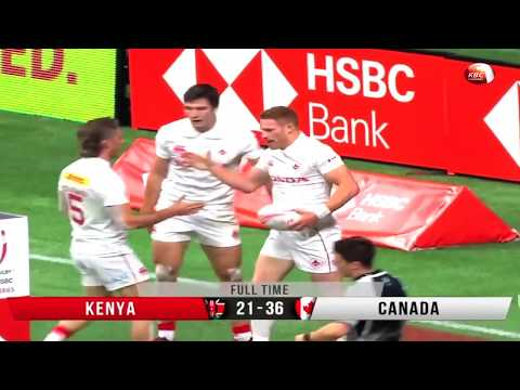 Shujaa to face Australia in Challenge trophy quarterfinals of Vancouver sevens