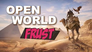 Zu viel!! Warum Open Worlds nur noch in Arbeit ausarten | Behaind
