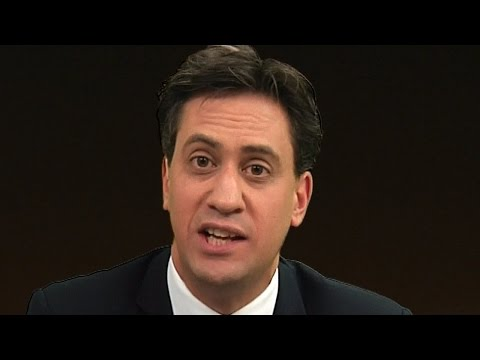 Ed Miliband on Climate Change, Syria and Jeremy Corbyn
