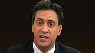 Ed Miliband on Climate Change, Syria and Jeremy Corbyn