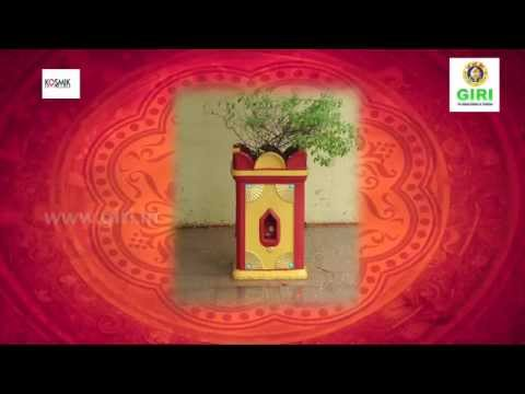 04. Thulasi Gayathri Mantram - Krishna Gayathri By S. Janaki & Sowmya