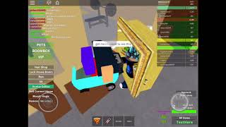 ROBLOX Adopt & Raise a Cute Kid Trolling | THE SERVER WAS FULL OF ODers!