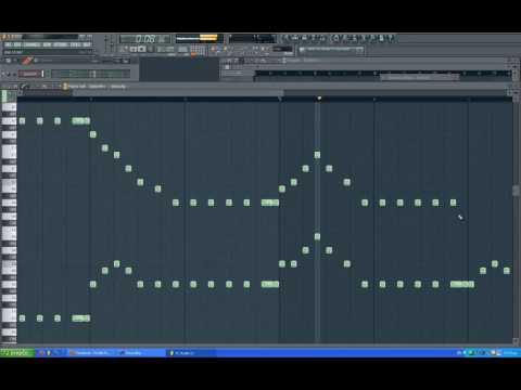 Fl Studio 11 - How to make a Nice Progressive House Music 2013 (reupload)