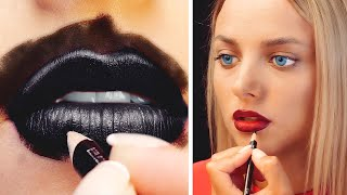 9 GIRLY HACKS TO MAKE YOU LOOK LIKE A MILLION DOLLARS || Instant ways to look stunning