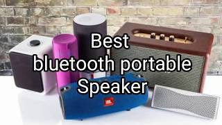 Best bluetooth portable speaker under 1500