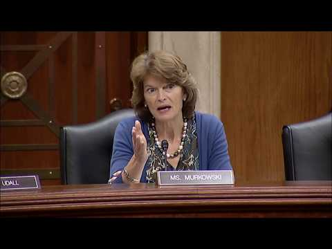 Senastor Murkowski Comments on IHS Data Collection Issues