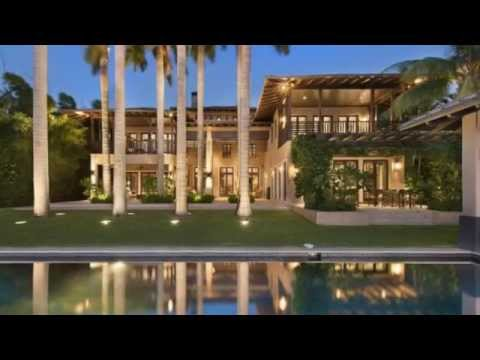 RESIDENTIAL REAL ESTATE MIAMI - 9 HARBOR POINT KEY BISCAYNE , FL 33149