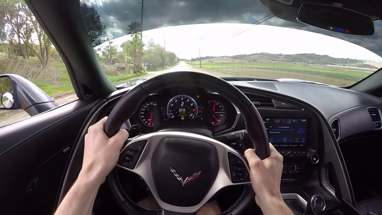 2017 Chevrolet Corvette Stingray 0 60 Mph