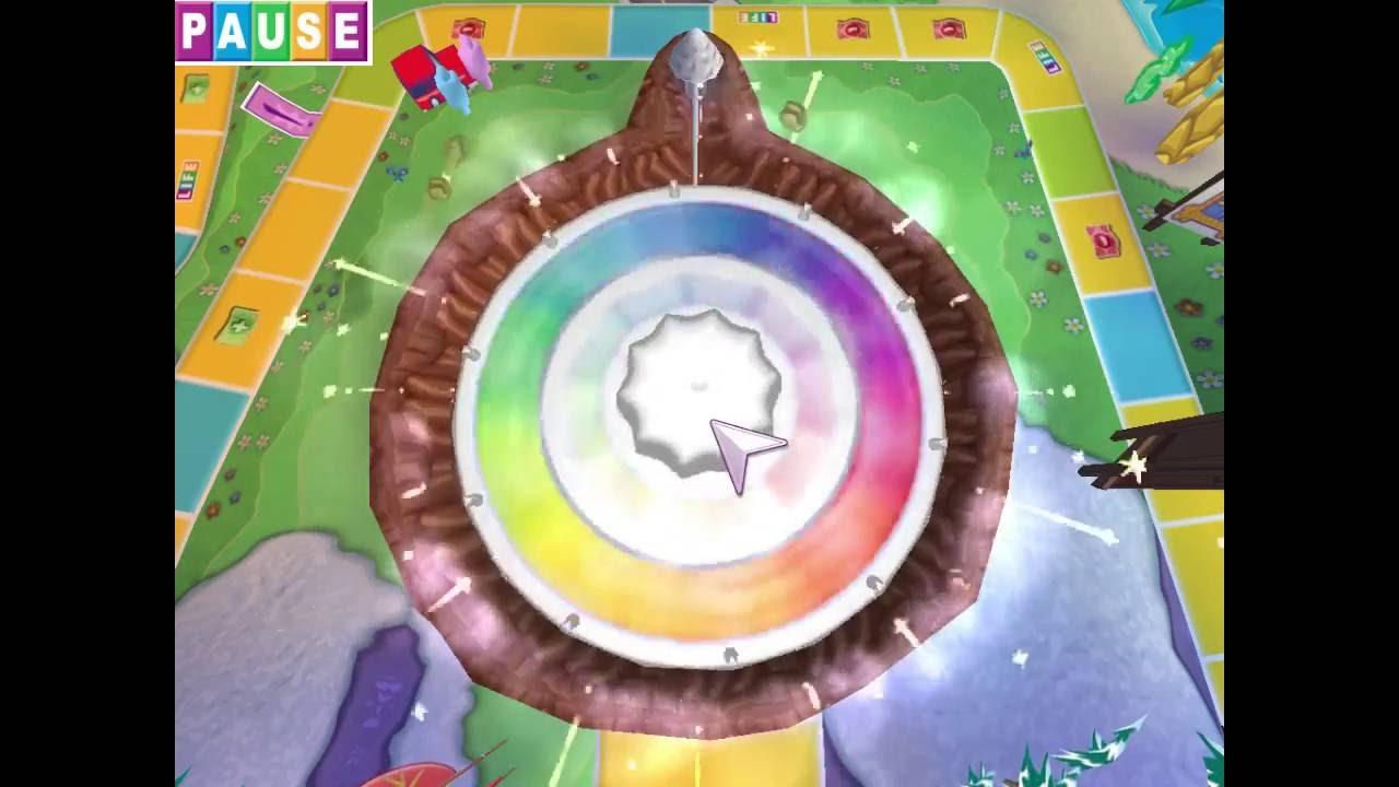 the game of life brætspil