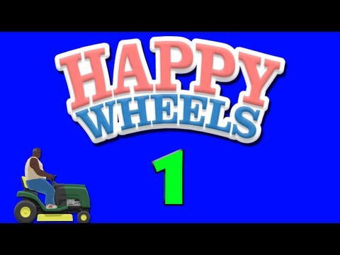 Addexio spiller Happy Wheels: Ep 1