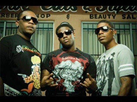 Shop Boyz - Party like a Rockstar ( dj Qmak Blend )