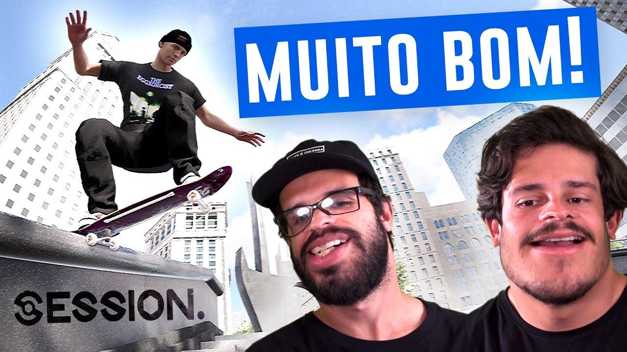 Download SESSION TÁ CADA VEZ MELHOR! | NOVA ATUALIZAÇÃO