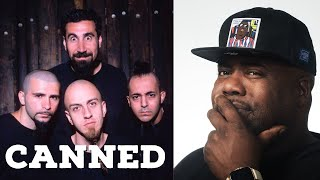 System Of A Down - CUBErt Reaction