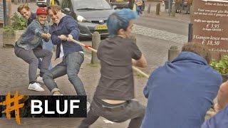 #85: NEDERLAND vs BELGIE - TOUWTREKKEN op de GRENS!