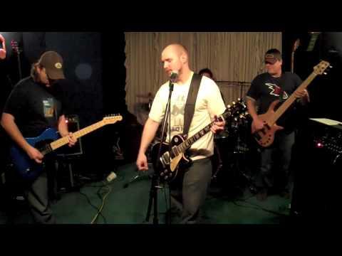 The Mitch Hansen Band - The Refreshments Cover - Banditos.m4v