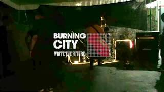 Write The Future at Burning City  Padaganan Blitar