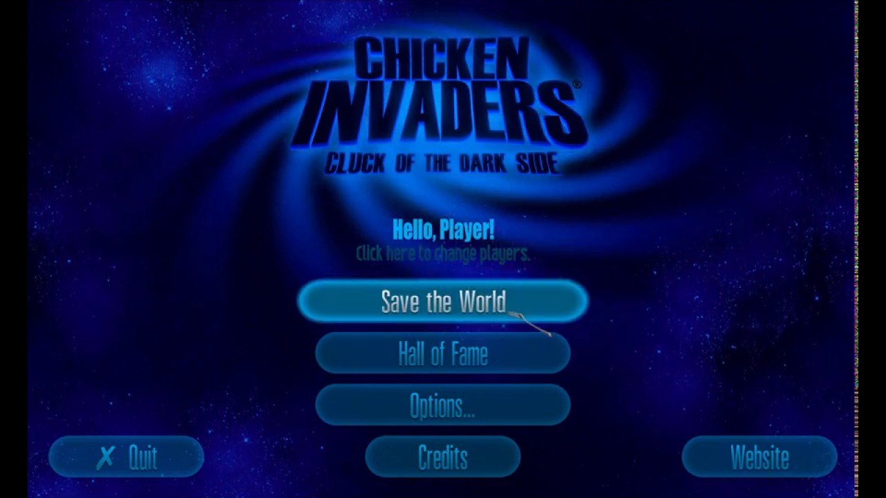 Cách Tải Game : Bắn gà 5 – Chicken Invaders 5: Cluck of the Dark Side – ACE Gaming