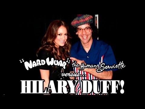 Nardwuar vs. Hilary Duff
