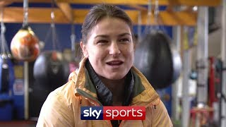 Katie Taylor reveals her 'perfect list' of future opponents, talks unification & fight w/Volante