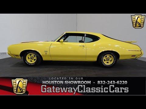 1970 Oldsmobile 350 Rallye Gateway Classic Cars Stock #997