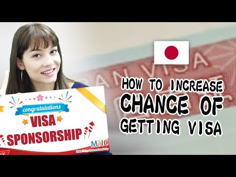 How to Increase Chance of Getting Visa in Japan
