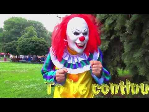 Страшный клоун Пеннивайз. Два костюма Пеннивайза