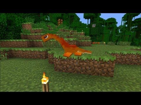 Minecraft Dinosaurs - Part 9 - The Clingy Plesiosaur Hatches