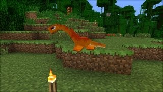 Minecraft Dinosaurs - Part 9 - The Clingy Plesiosaur Hatches