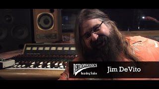 Retrophonics Recording Studios | St. Augustine, FL | Jim DeVito