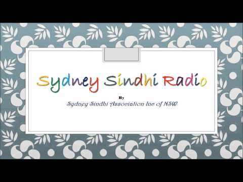 Sindhi Radio from 03 April 2013