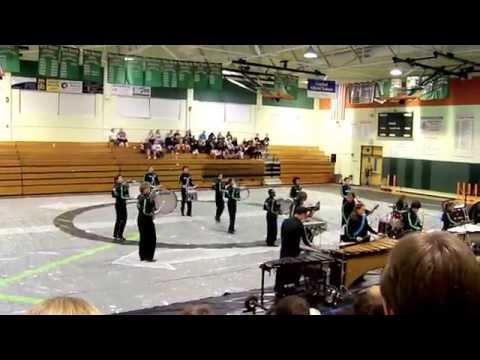 Cape Coral High School Indoor Percussion 3/7/15 Seminole Competition