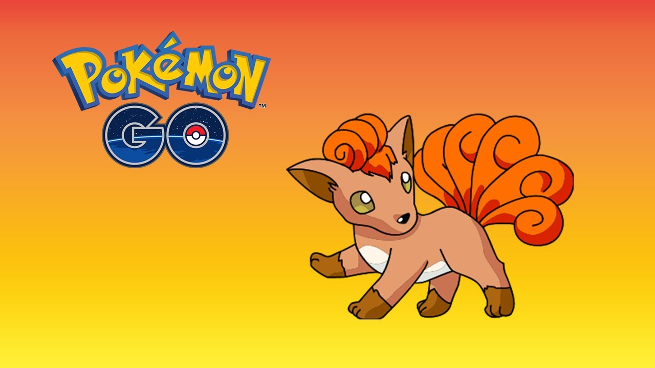 Pokemon Go - Vulpix to Ninetales || Evolution - YouTube