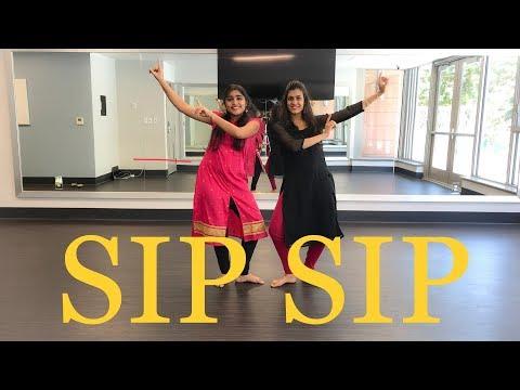 SIP SIP - Jasmine Sandlas | Dance Cover | Pratiksha Pandit & Deekshitha Reddy