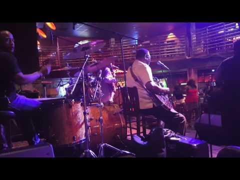 Guitar Slim & Friends live @ BB King Club 7/8/16 Montgomery AL
