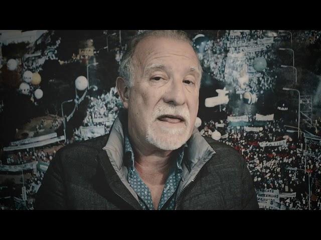 Marcha por Télam: Omar Plaini invita a movilizarse