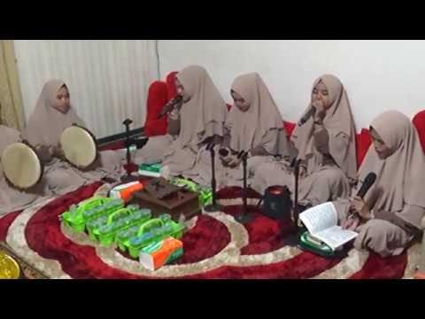 Maulid Habsyi Al Munawwarah Putri Kamis 02-01-2020